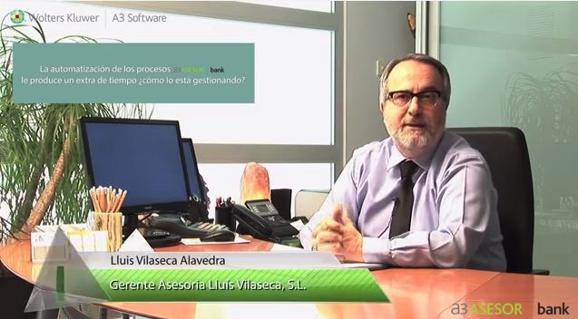 Gerente Asesoria Luís Vilaseca SL
