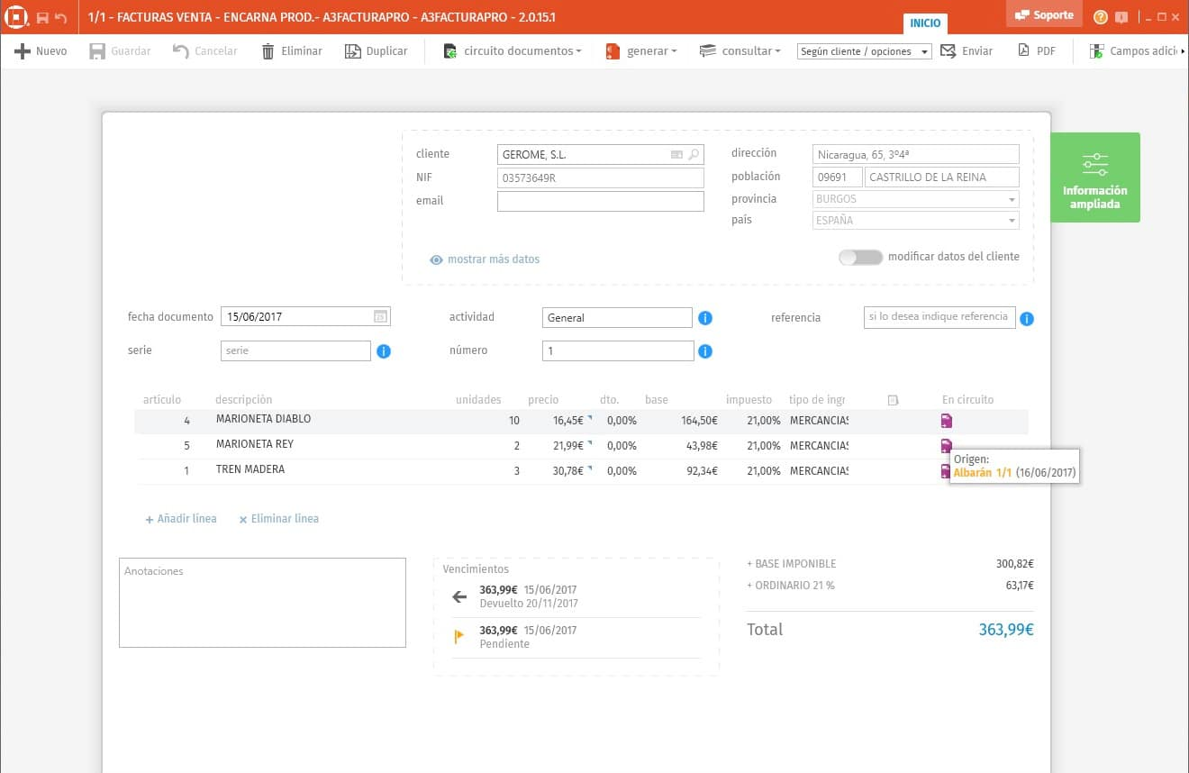 haz fÁcil la facturaciÓn y contabilidad online de tu pyme