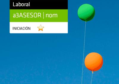 Iniciación a la aplicación de cálculo de nómina con a3ASESOR |nom – Parte 1: Entrada de datos