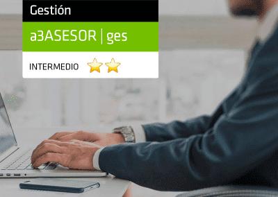 Facturación de servicios de asesoría con a3ASESOR | ges