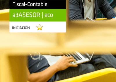 Traspaso de datos fiscales de CSI a a3ASESOR | eco