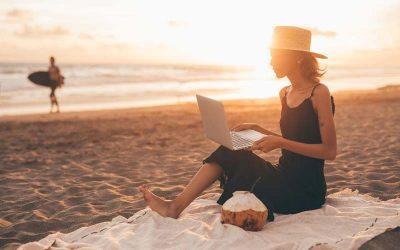 ¿Cómo gestionar los días de vacaciones fiscales para no recibir notificaciones electrónicas?