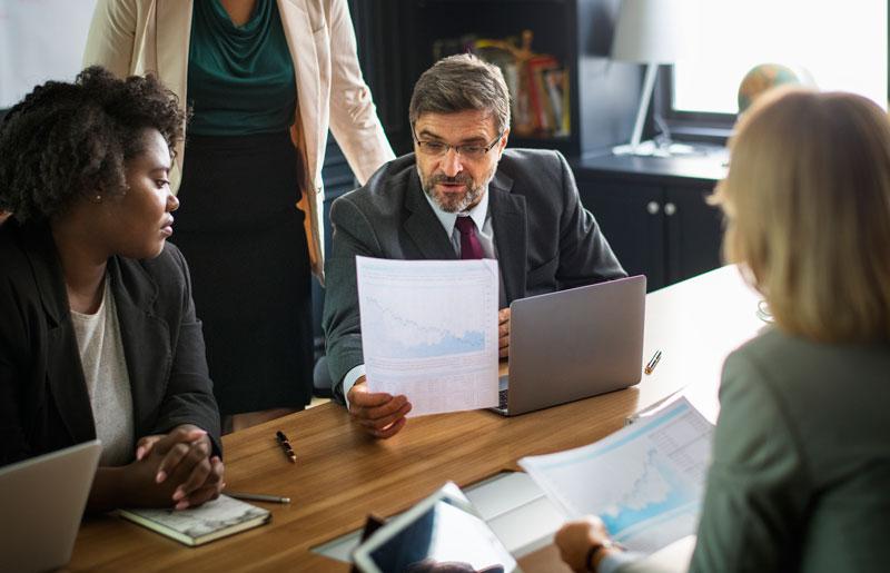 ¿Cómo se solicita la prestación de desempleo para los afectados por un ERTE?