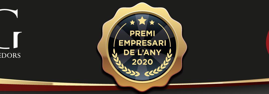 XVI edición de los Premios AEEG a Empresario del año 2020