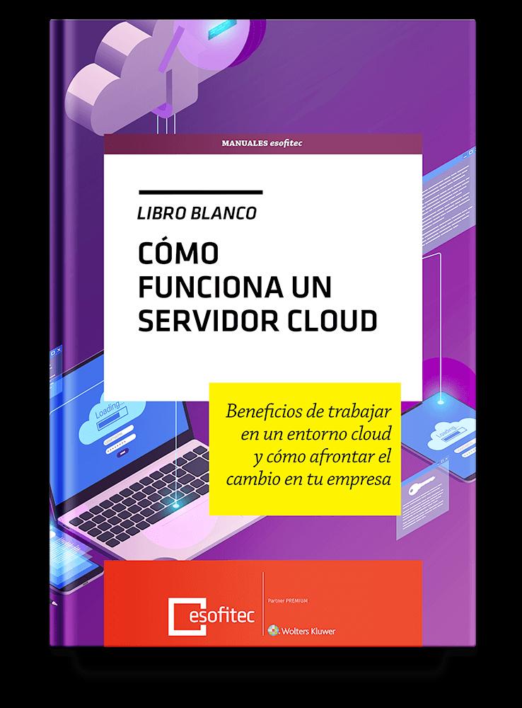 Cómo funciona un servidor cloud