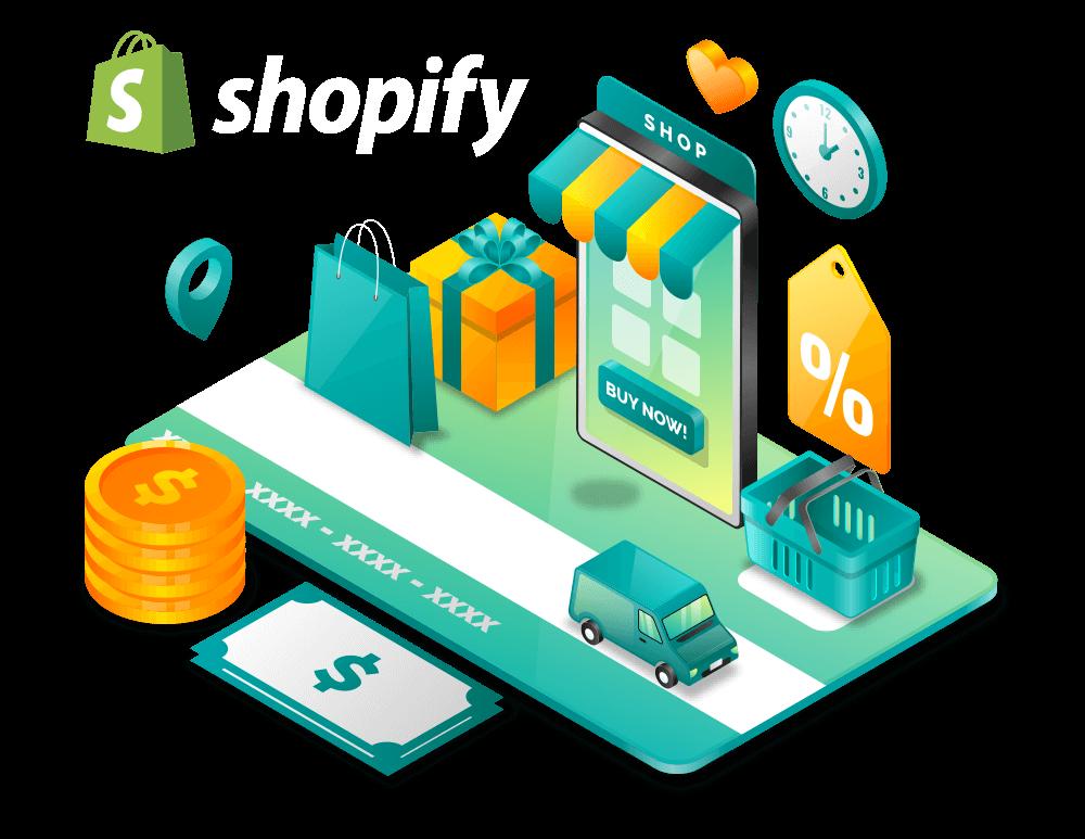 conector shopify con a3erp integración