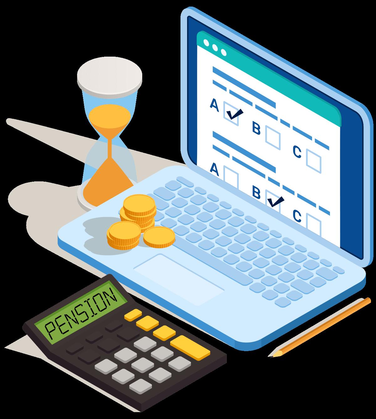 cálculo de pensiones programa autocalculo seguridad social software online asesor despacho profesional abogado