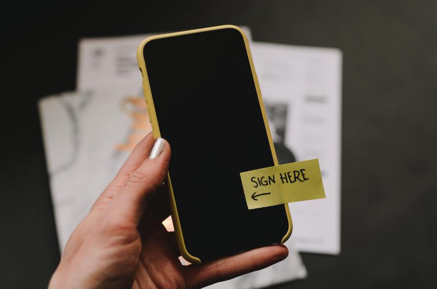 firmar documentos digitalmente